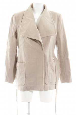 H&M Wollmantel beige Casual-Look