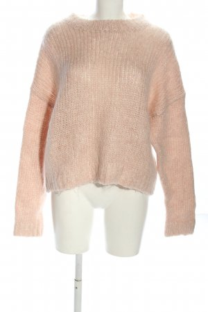 H&M Wollpullover creme Casual-Look