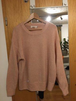 H&M L.O.G.G. Jersey de lana rosa-rosa empolvado