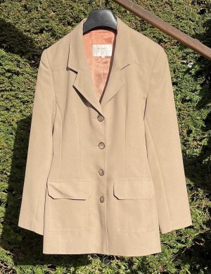 H&M Woman Collection in dunklem Beige