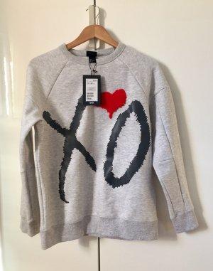 H&M x THE WEEKND Sweatshirt. Unisex. Neu. Gr. S.