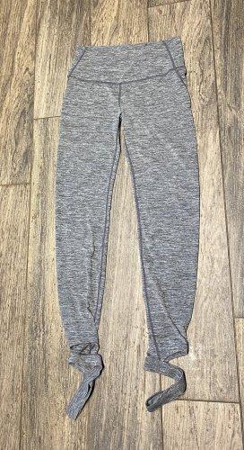 H&M Yoga Tight NEU grau S 36 Leggins Sport