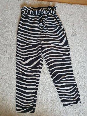 H&M zebrastreifene Hose