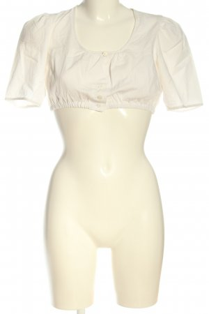 H.Moser Traditional Blouse natural white casual look