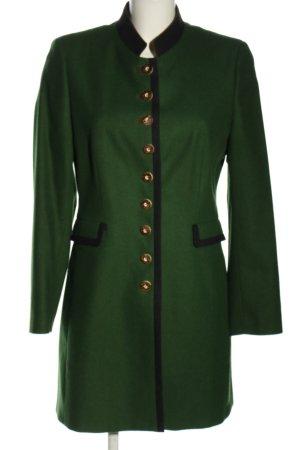 H.Moser Veste bavaroise vert-noir élégant