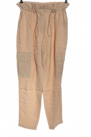 h:ours Cargohose nude Casual-Look