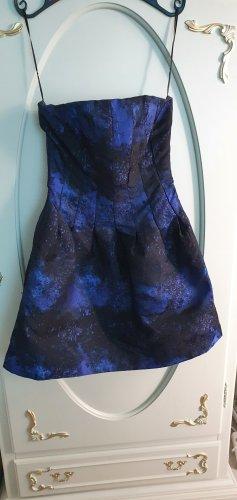 H und M Kleid Cocktailkleid Partykleid blau