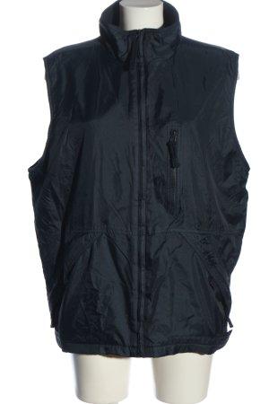 H2O Fleece vest blauw casual uitstraling