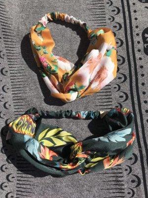 H&M Tocado multicolor