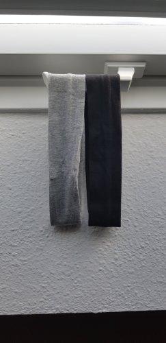 H&M Ribbon black-light grey