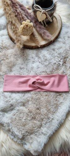 Handmade Cinta para el pelo rosa-rosa