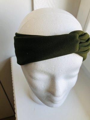 Forever 21 Ribbon green grey-khaki
