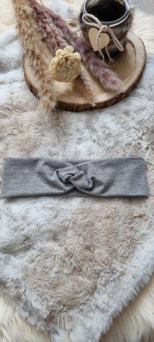 Handmade Cinta para el pelo gris claro-gris