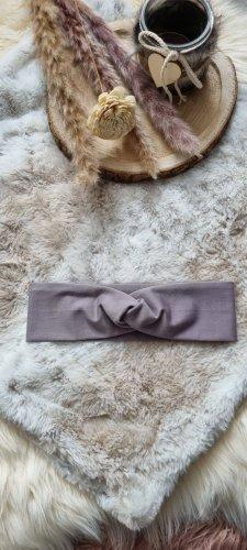 Handmade Cinta para el pelo gris