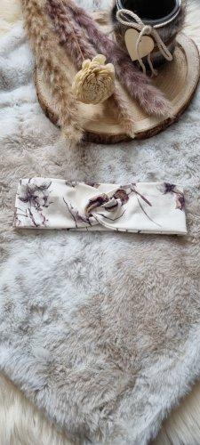 Handmade Cinta para el pelo crema-beige