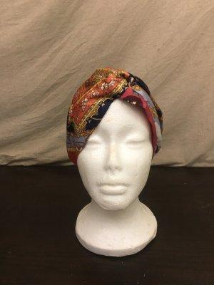 Haarband aus Stoff mit Ketten Muster