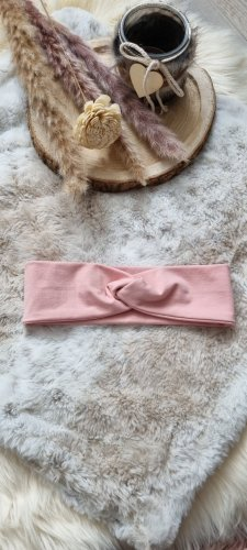 Handmade Cinta para el pelo rosa-rosa claro