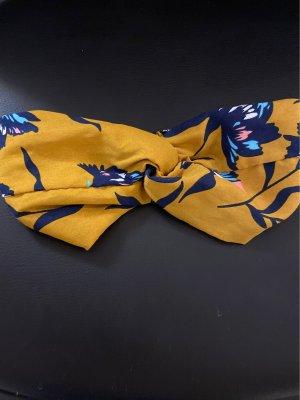 H&M Ribbon yellow-blue