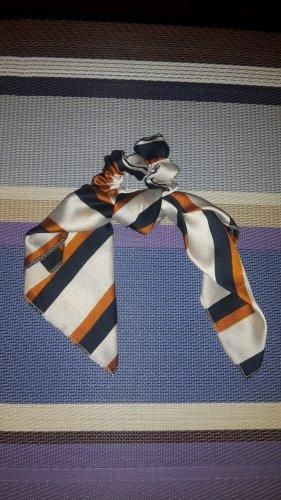 Bandeau cheveux orange