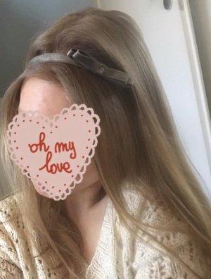 H&M Haarband grijs-lila-grijs