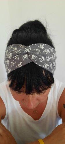 Haarband ,Stirnband, Knotenhaarband