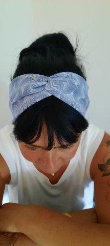 handmade unikat Ribbon blue