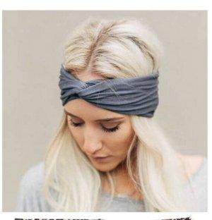 Haarband wickeloptik • NEU