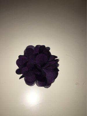 Wpinki do włosów brązowo-fioletowy