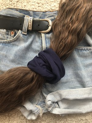 Ribbon dark blue