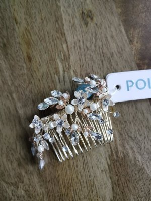 Poirier Hair Pin gold-colored
