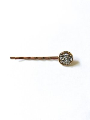 Hair Clip gold-colored-silver-colored