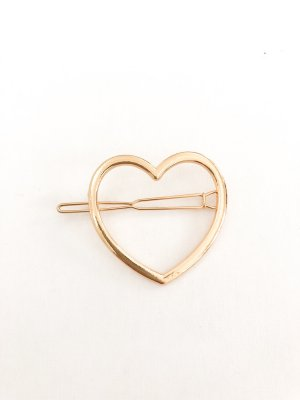 Hair Clip gold-colored