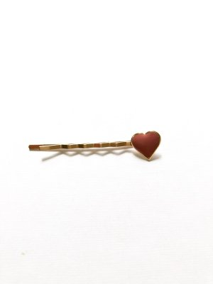 Hair Clip gold-colored-rose-gold-coloured