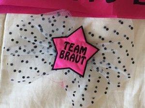 Haarklammer Team Braut