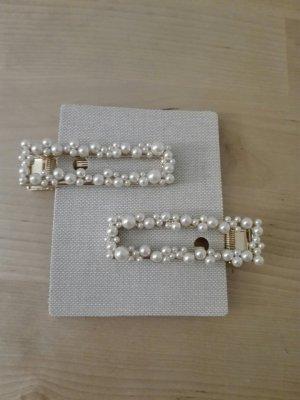 Haarklammern mit Perlen, Anthropologie