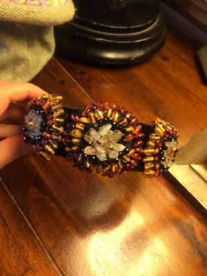 Serre-tête multicolore