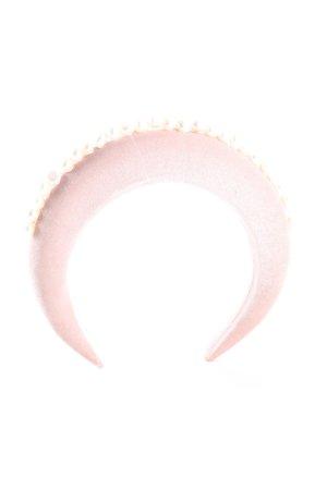 Haarreif pink Casual-Look