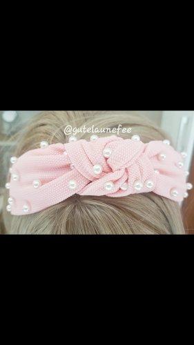 ASOS DESIGN Cerchietto per capelli rosa