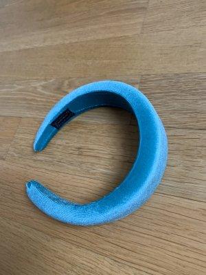 Serre-tête turquoise-bleu