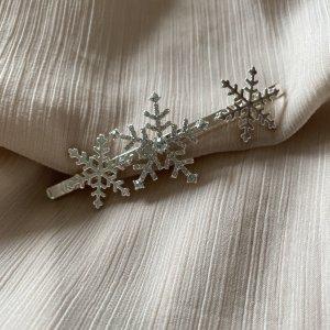 Bijou Brigitte Haarelastiek zilver