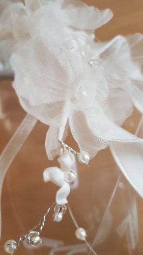 Bijoux pour la tête blanc