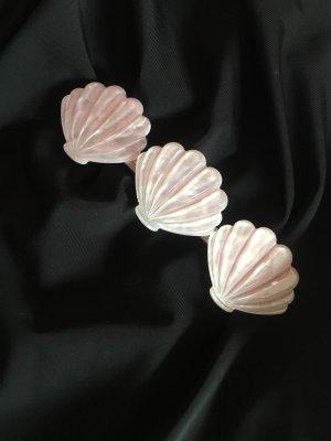 Mango Spilla per capelli rosa chiaro