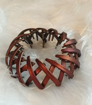 Bijou Brigitte Copricapo marrone-bronzo Materiale sintetico