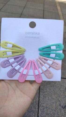 Bershka Hair Clip multicolored