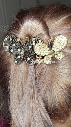 DIALA Hair Clip multicolored