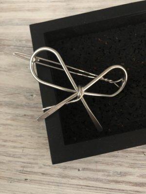 Zara Hair Clip silver-colored
