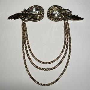 Haarspangen mit Ketten Details