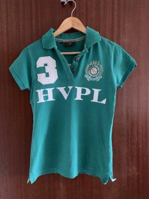 HV Polo Camiseta tipo polo multicolor