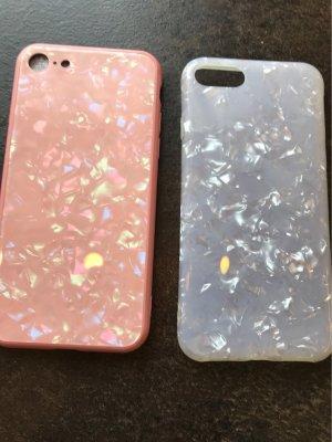 0039 Italy Hoesje voor mobiele telefoons wit-rosé