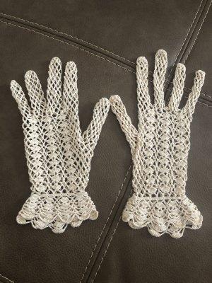 Gebreide handschoenen room